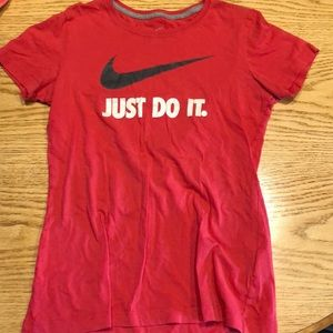 JUST DO IT T-SHIRT!